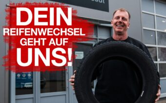 Gewinne deinen Reifenwechsel. Westerwald, Montabaur, Staudt